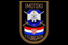 115.brigada HV Imotski