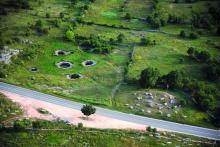 Lokalitet Crljivica - Cista Velika, najveće očuvano nalazište stećaka u Hrvatskoj