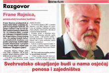 Frane Rojnica, promicatelj hrvatske baštine